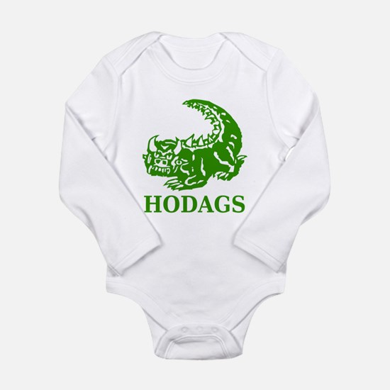 Rhinelander Hodag Infant Bodysuit Body Suit