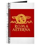 Roma Aeterna Journal - Quaderno da 160 pagine