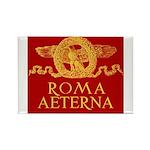 Roma Aeterna Rectangle Magnet - Calamita da frigo