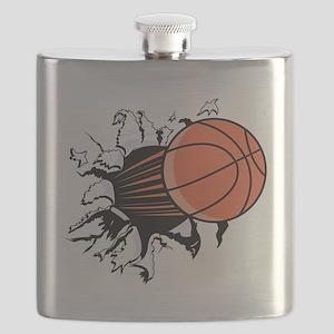 Breakthrough Basketball Flask