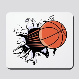 Breakthrough Basketball Mousepad