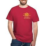 Roma Aeterna Dark T-Shirt - Maglietta uomo