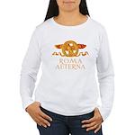 Roma Aeterna Women's T-Shirt - Maglietta ml donna