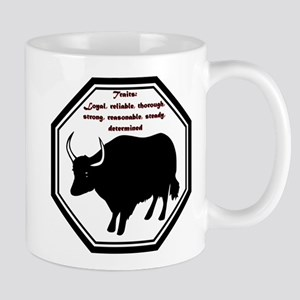 Year of the Ox - Traits 11 oz Ceramic Mug