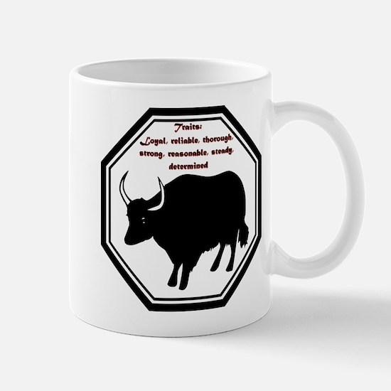 Year of the Ox - Traits Mug