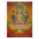 Manjusri Buddha Poster