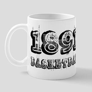 1891 Basketball Mug