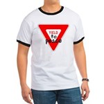 Yield to Peace Ringer T