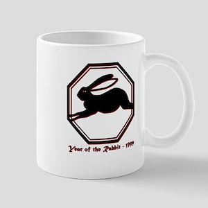 Year of the Rabbit - 1999 11 oz Ceramic Mug