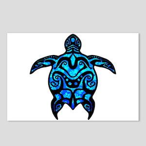 Sea Turtle Designs Postcards Cafepress