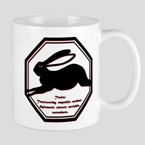 Year of the Rabbit - Traits 11 oz Ceramic Mug