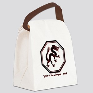 Year of the Dragon - 1964 Canvas Lunch Bag