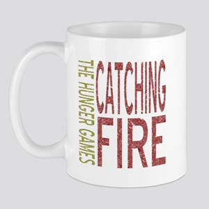 Catching Fire Hunger Games Mug