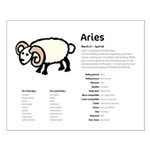 Aries (Small Poster)