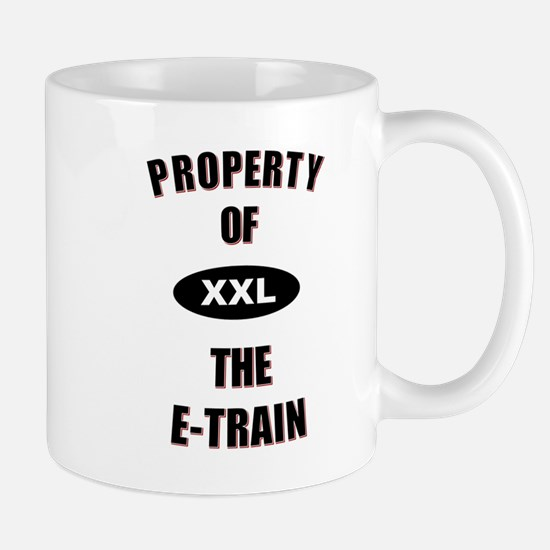 E-Train Property Mug