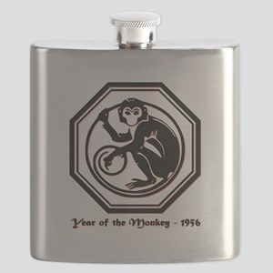 Year of the Monkey - 1956 Flask