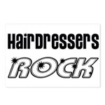 Hairdressers Rock Postcards (Package of 8)