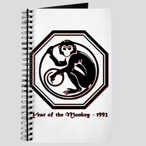 Year of the Monkey - 1992 Journal