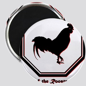 Year of the Rooster - 1957 Magnet