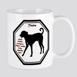 Year of the Dog - Traits 11 oz Ceramic Mug