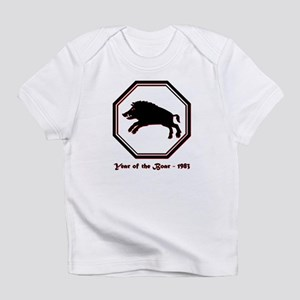 Year of the Boar - 1983 Infant T-Shirt