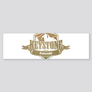 Keystone Colorado Ski Resort 4 Bumper Sticker