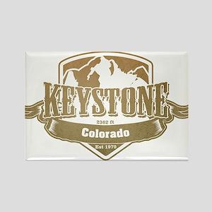 Keystone Colorado Ski Resort 4 Magnets