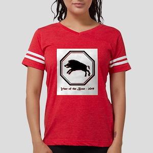 Year of the Boar - 2019 Womens Football Shirt