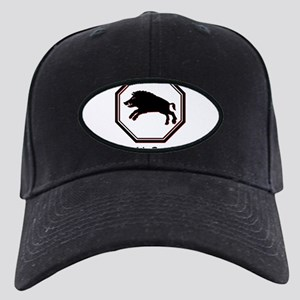 Year of the Boar - 2019 Black Cap with Patch