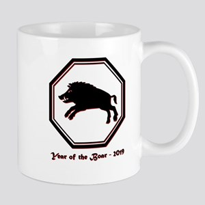 Year of the Boar - 2019 11 oz Ceramic Mug
