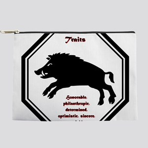 Year of the Boar - Traits Makeup Pouch