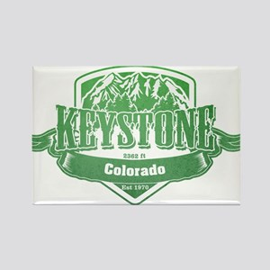 Keystone Colorado Ski Resort 3 Magnets