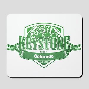 Keystone Colorado Ski Resort 3 Mousepad