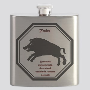 Year of the Boar - Traits Flask