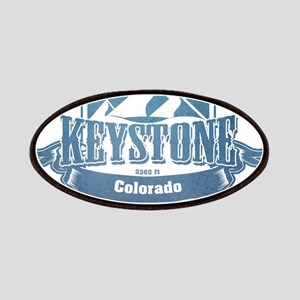 Keystone Colorado Ski Resort 1 Patches
