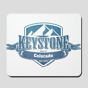 Keystone Colorado Ski Resort 1 Mousepad
