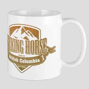Kicking Horse British Columbia Ski Resort 5 Mugs