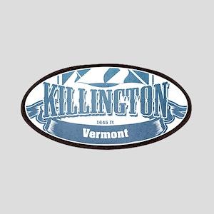 Killington Vermont Ski Resort 1 Patches