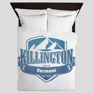 Killington Vermont Ski Resort 1 Queen Duvet