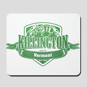 Killington Vermont Ski Resort 3 Mousepad