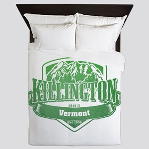 Killington Vermont Ski Resort 3 Queen Duvet