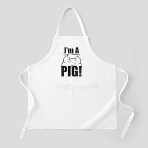 I'm a PIG! BBQ Apron