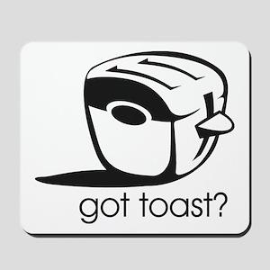 Got Toast ? Mousepad