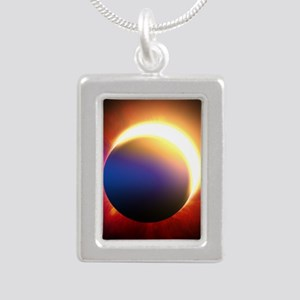 Solar Eclipse Necklaces