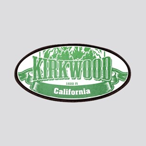 Kirkwood California Ski Resort 3 Patches