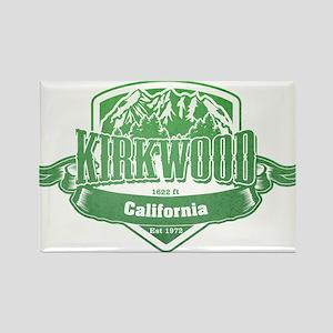 Kirkwood California Ski Resort 3 Magnets