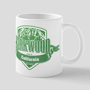 Kirkwood California Ski Resort 3 Mugs