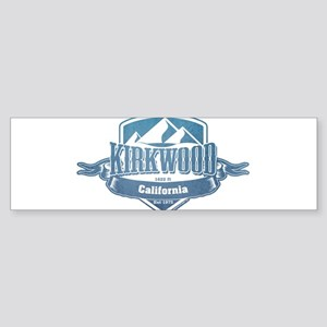 Kirkwood California Ski Resort 1 Bumper Sticker