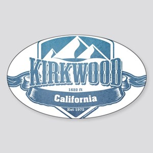 Kirkwood California Ski Resort 1 Sticker