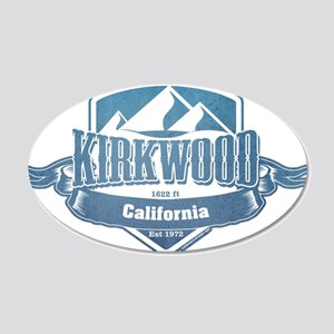 Kirkwood California Ski Resort 1 Wall Sticker